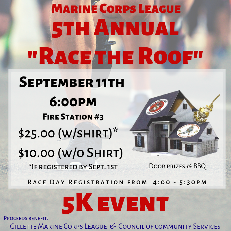 Race the Roof Social
